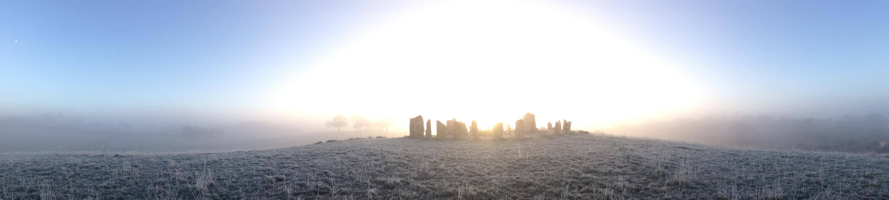 Stone Henge in Bywong