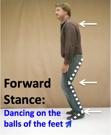 forward stance 1