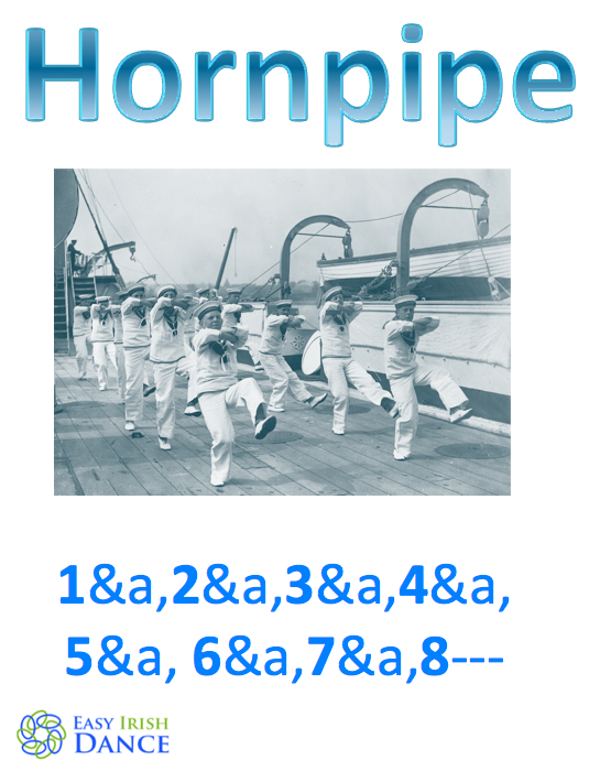 Irish hornpipe description