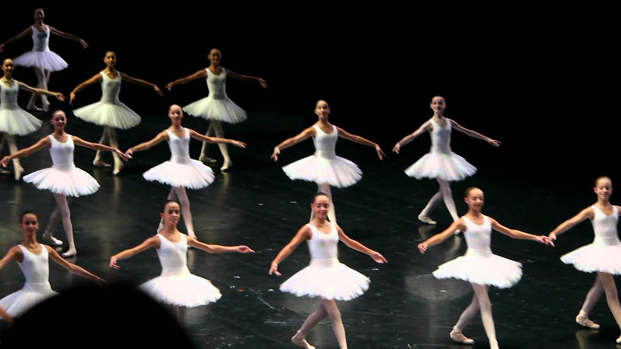 Paris Opera Ballet School -defileballet