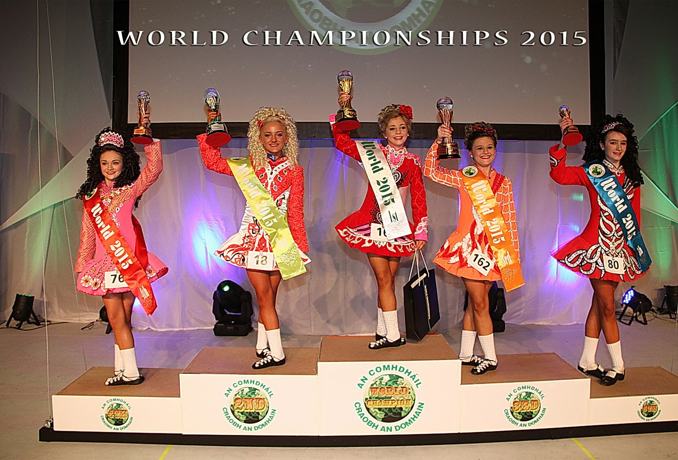 Irish world champtionships 2015